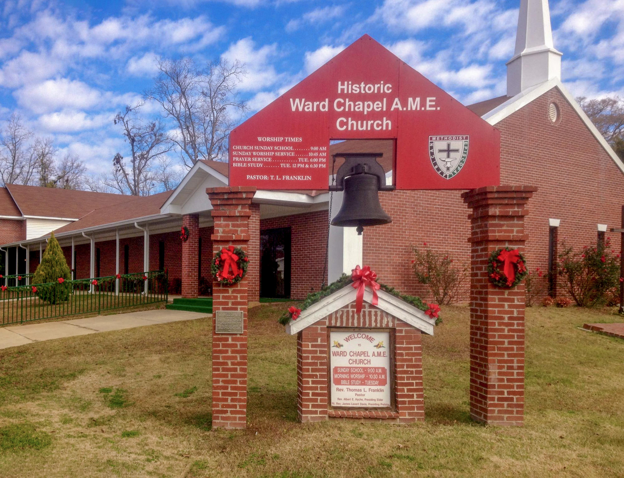 Ward Chapel A.M.E. Church